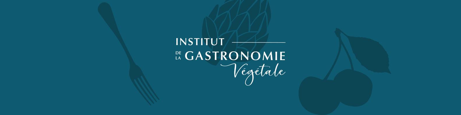 Logo Institut de la Gastronomie végétale