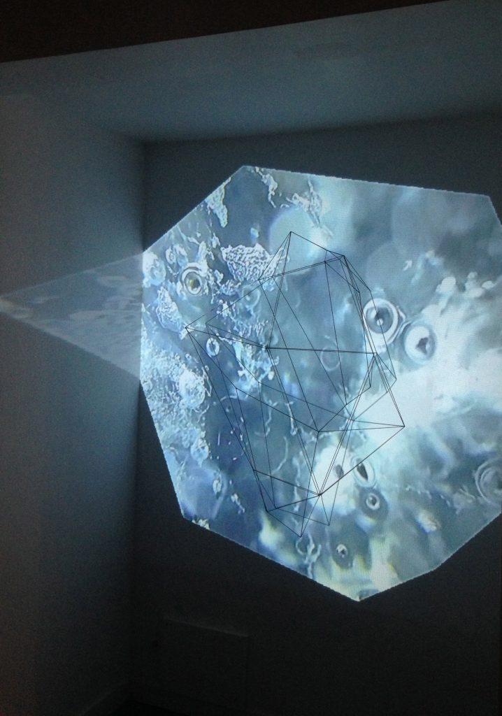 Breathing Ice, 2020 © Anaïs Dunn