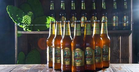Les seules bières (4,8°) au monde brassées avec du nopal. Elles conviendraient particulièrement aux diabétiques. Photo © DR