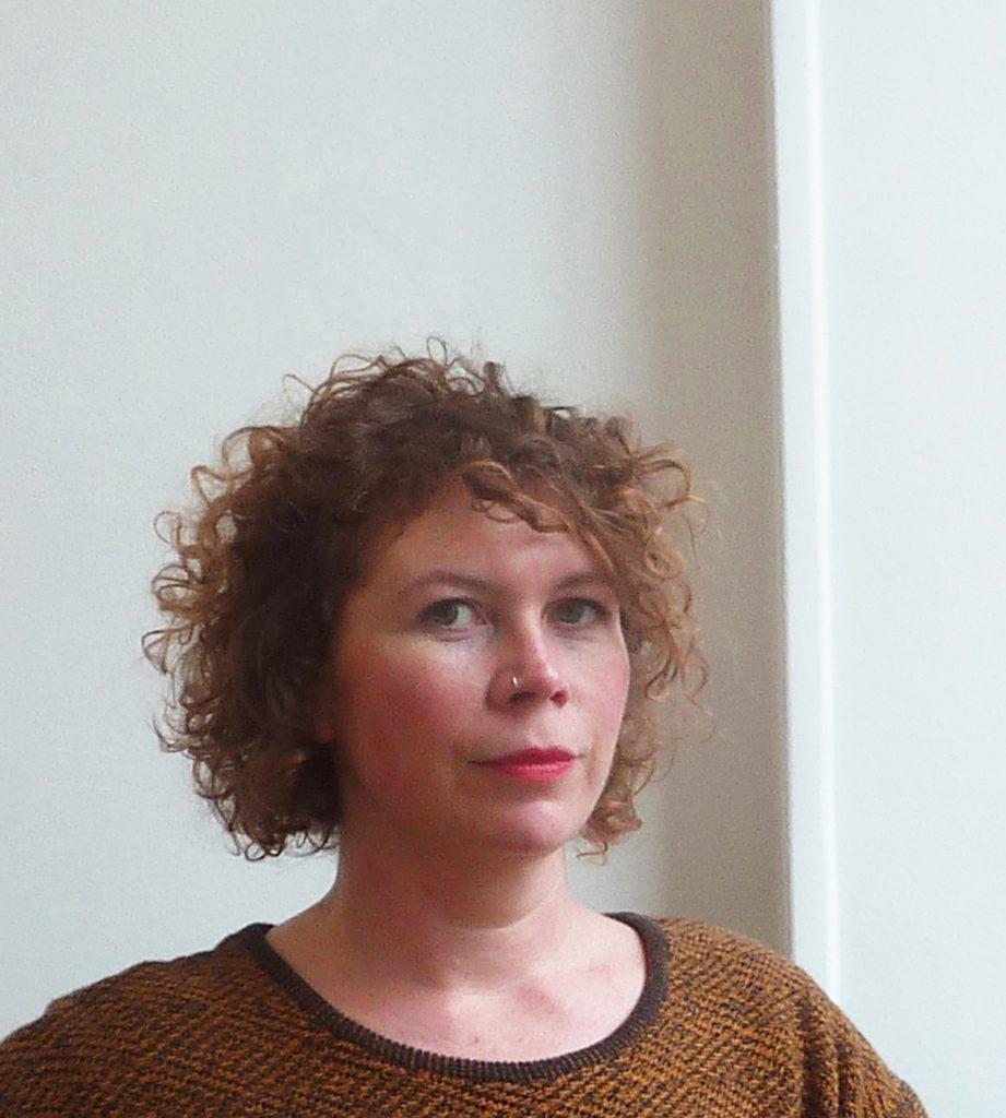 Portrait d'Anaïs Dunn, photo © Arianna Sanesi