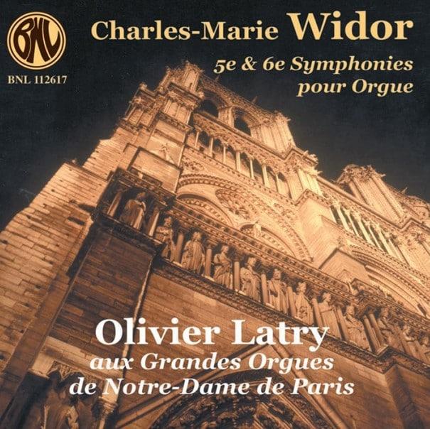 Pour (ré)entendre les grandes orgues de Notre-Dame de Paris, avec Olivier Latry, enregistrement réalisé par Bernard Neveu.