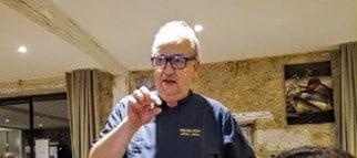Gérard Tête, chef de la Ferme de Flaran. Photo © François Collombet