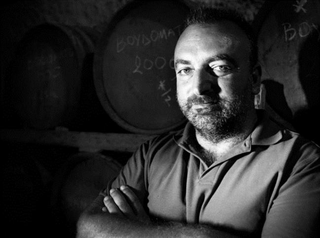 Haridimos Hatzidakis fut, à Santorin, le magicien de l'assyrtico.