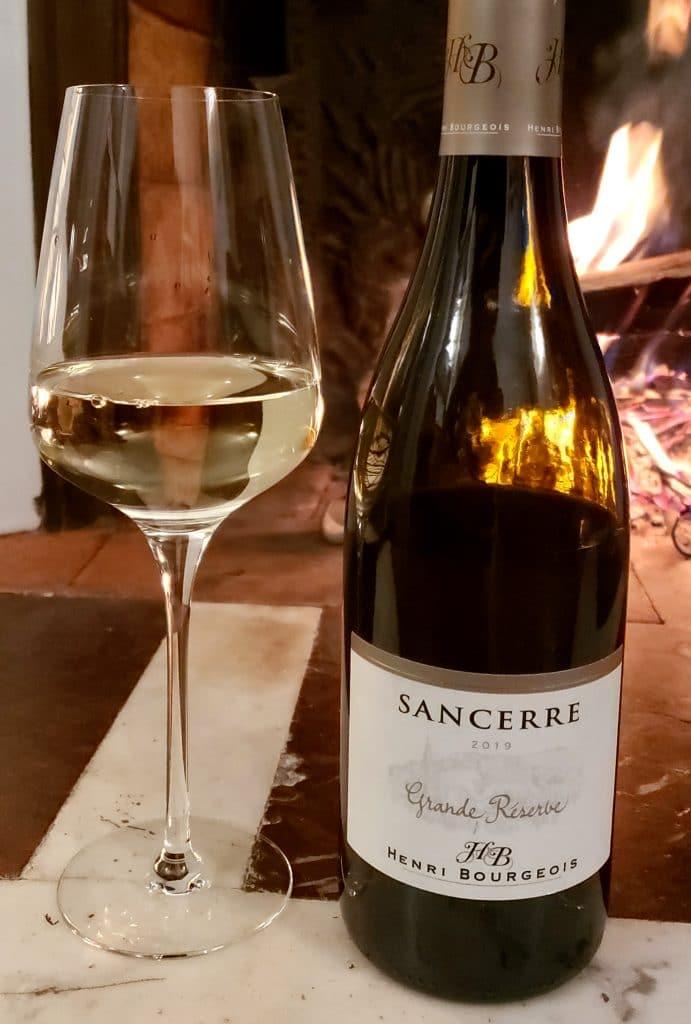 La Grande Réserve - cuvée 2019 - Domaine Henri Bourgeois, un vin sur la fraîcheur. Photo © Pierre d'Ornano / Aeternus.fr