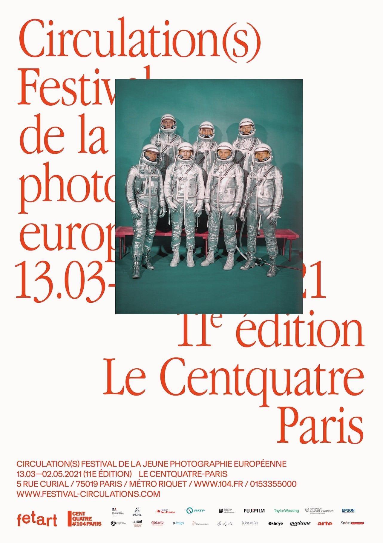 11e édition de Circulation(s), le festival de la jeune photographie européenne