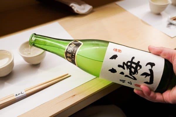 Photo bouteille Le Junmai ginjo Hakkaisan