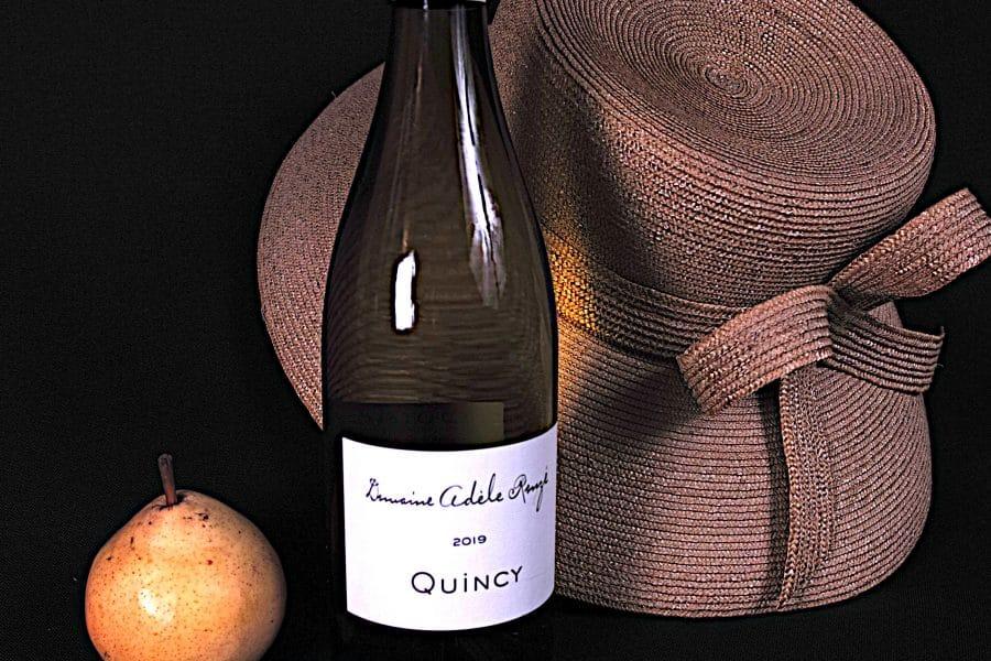 Quincy 2019 d'Adèle Rouzé, un sauvignon inscrit dans la modernité