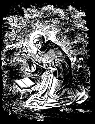 1114, fondation de l'ordre de Tiron par Bernard d'Abbeville