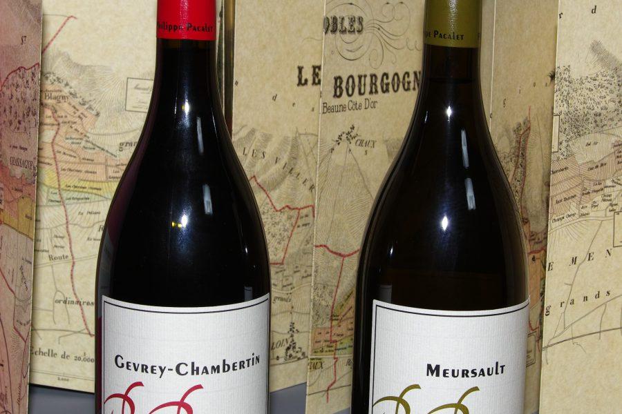 Meursault 2018 & Gevrey-Chambertin 2017 signés Philippe Pacalet