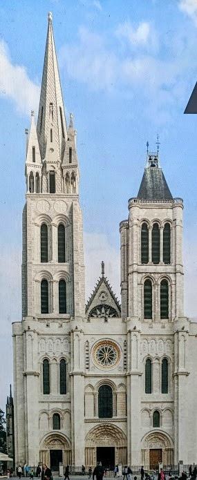 Saint-Denis dans 7 ans, en 2028. Photo © François Collombet